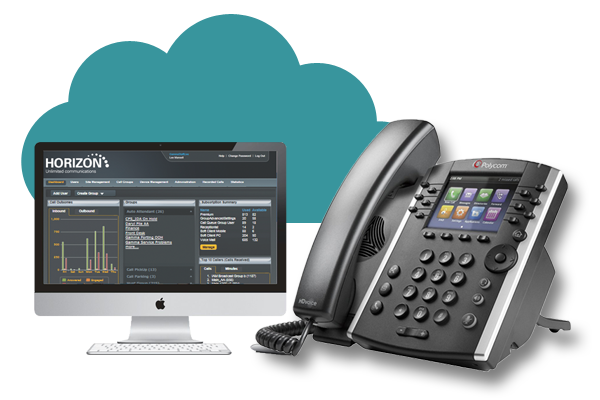 Cloud Phone System Horizon Hosted Phone System from Cavendish based near Brighton Sussex UK