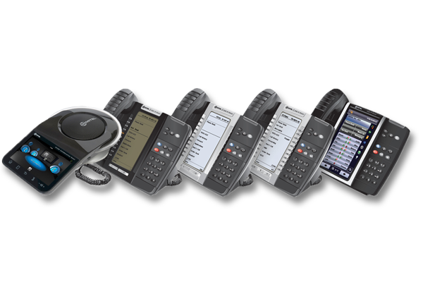 Mitel Business Telephone Systems, MiVoice IP Phones