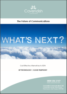 The Future of Communications, SIP Trunking