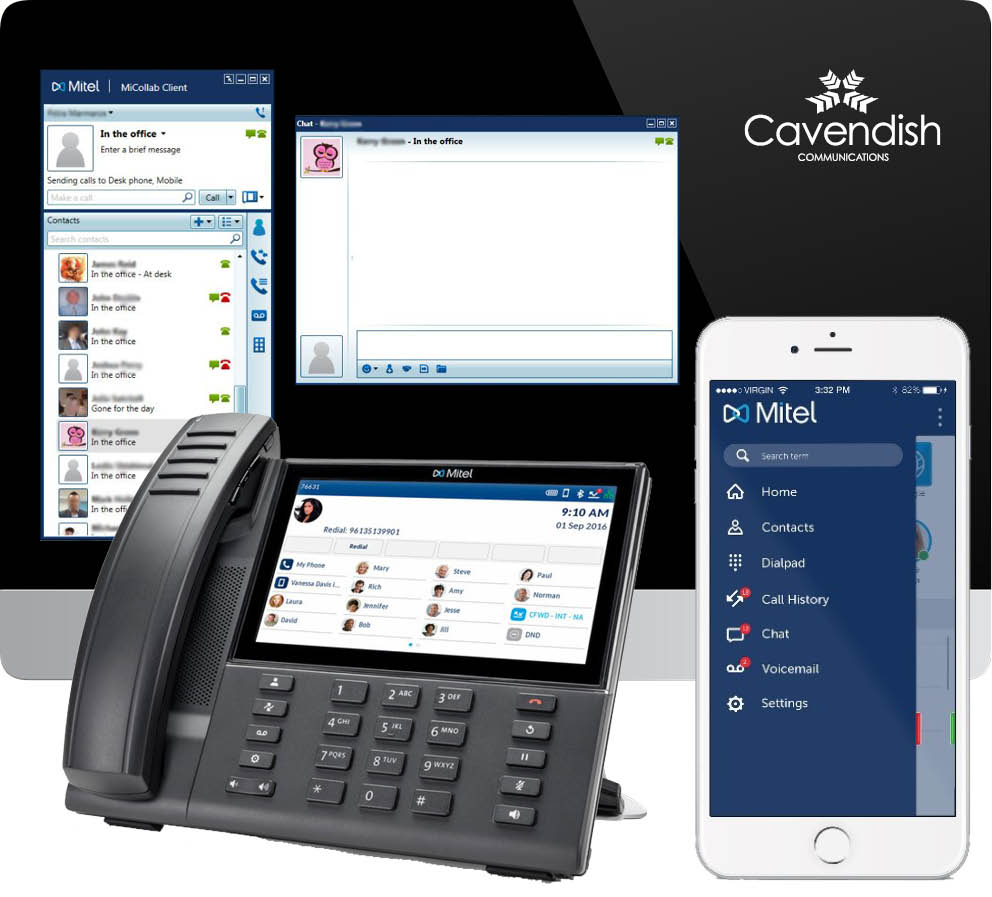 Cloud Phone System Hosted Phone Systems Mitel MiCloud