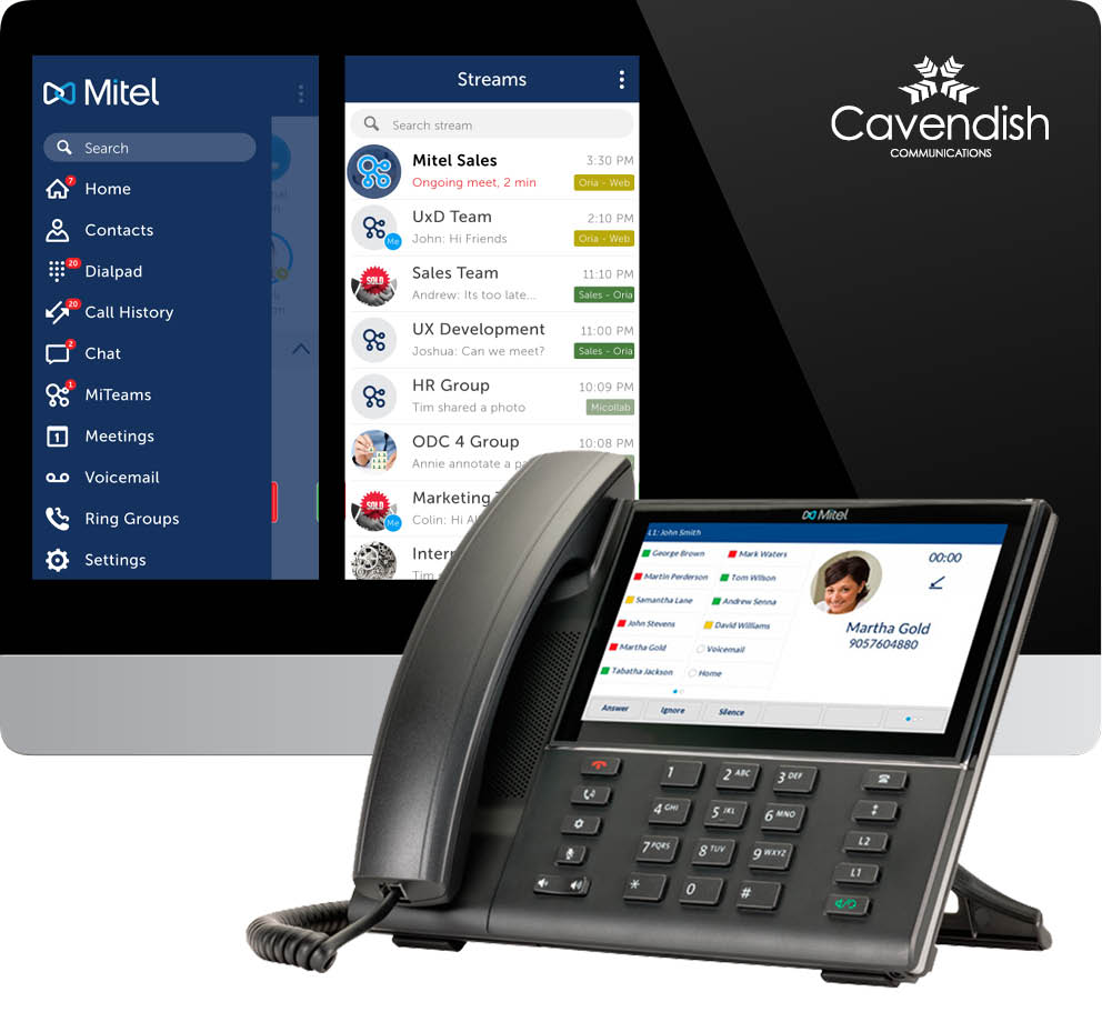 Cloud Phone System Hosted Phone Systems