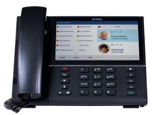 Mitel MiCloud Office IP Phones from Cavendish based near Brighton Sussex UK