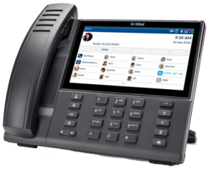 Mitel MiCloud Enterprise - MiVoice 6900 Series from Cavendish Brighton Sussex UK
