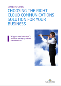 Cloud Telephony Buyer's Guide