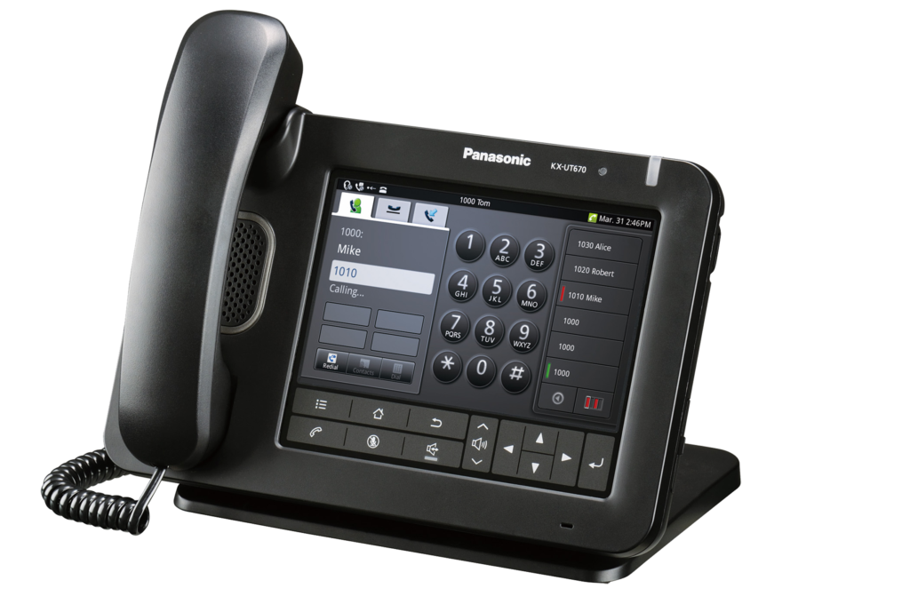 Panasonic Business Telephone Systems from Cavendish based near Brighton, Eastbourne, Lewes, Haywards Heath.