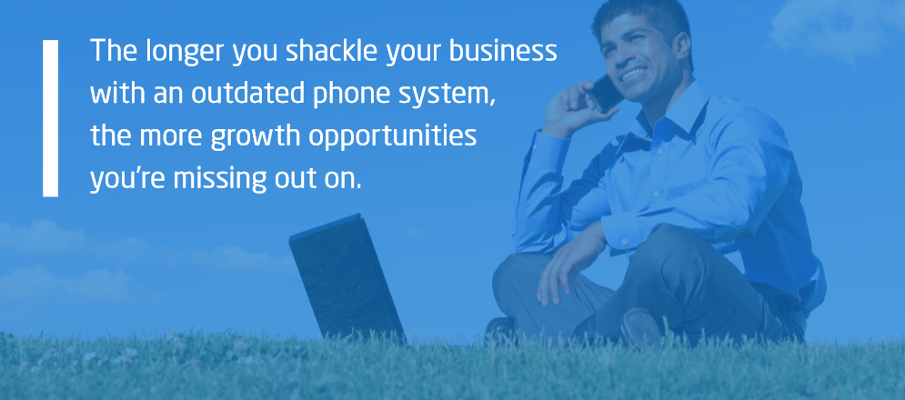 Business, cloud phone system