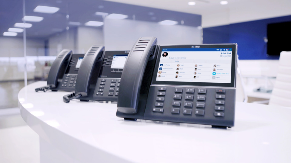 Business Phone Systems Mitel MiVoice Office 250