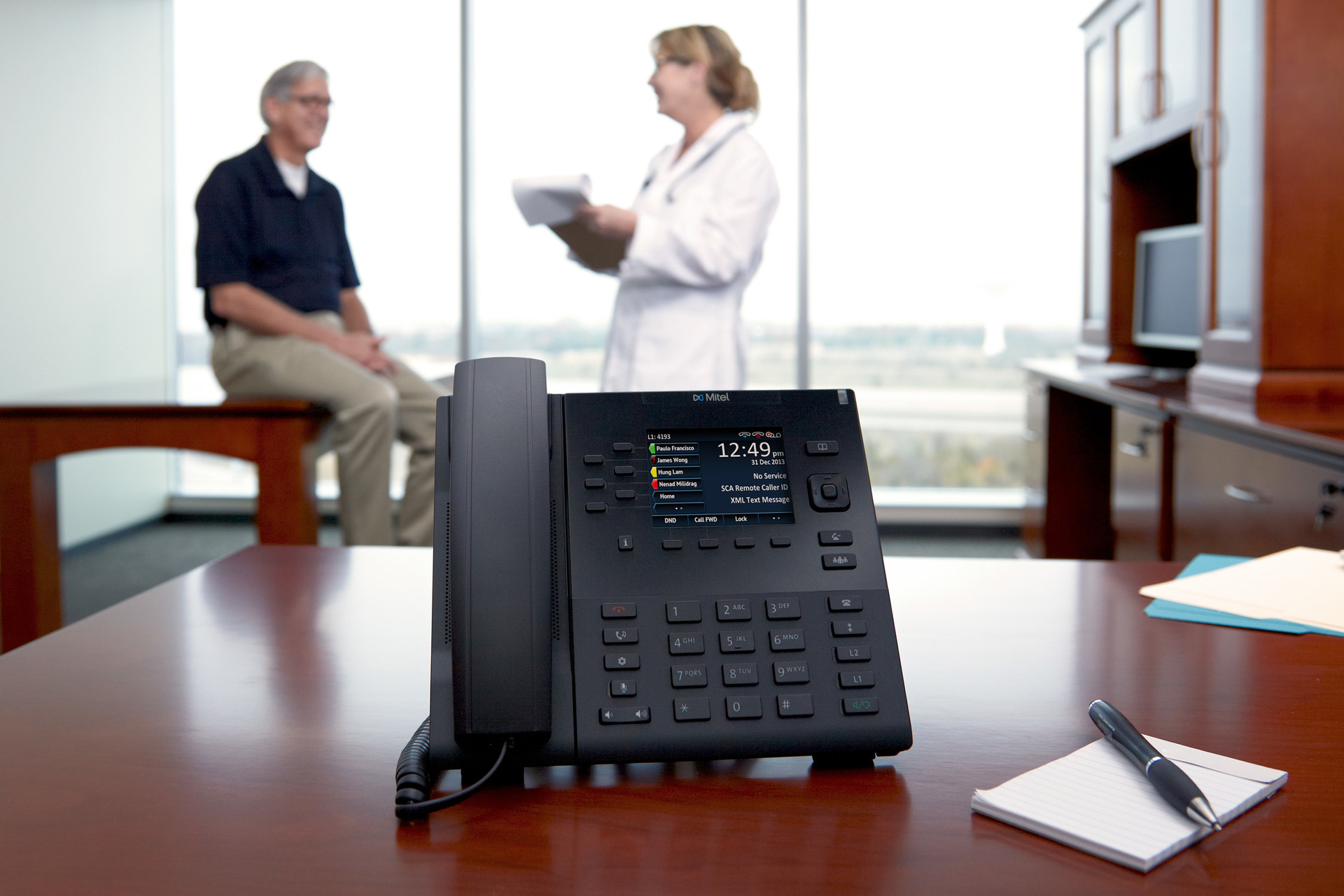 Phone Systems for Healthcare
