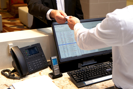 phone system for hotels