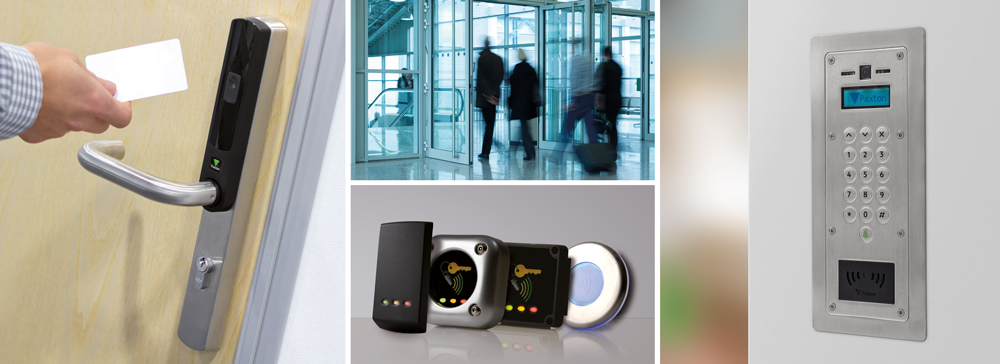 Access Control and Door Entry solutions