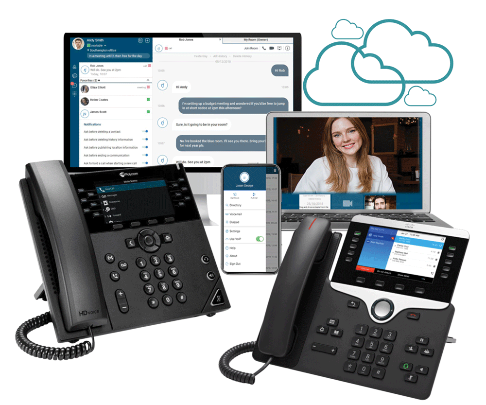 Horizon cloud phone systems from Cavendish based in Sussex