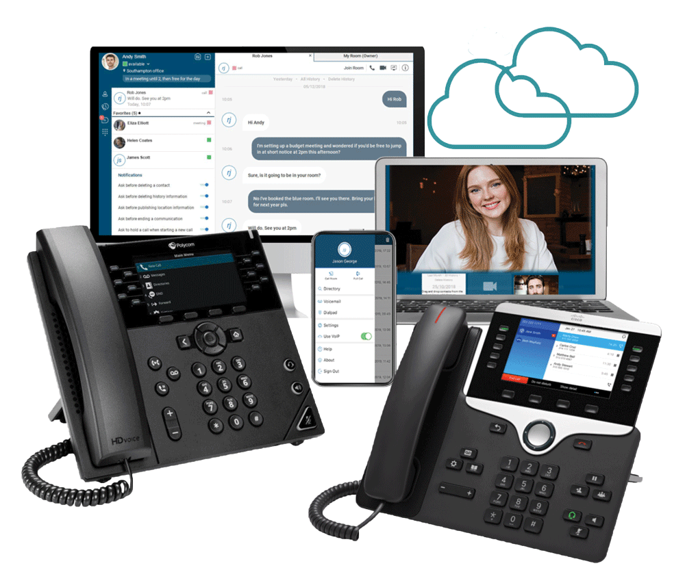 Phone systems for businesses