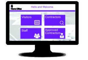 Sign-in and Visitor Management System
